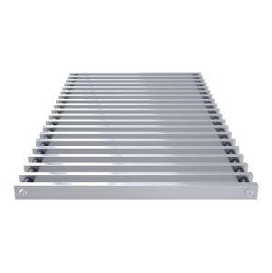 Kratka aluminiowa profil zamknięty