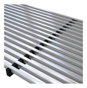 Kratka aluminiowa wzdłóżna