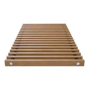 Kratka zwijana drewniana Jatoba